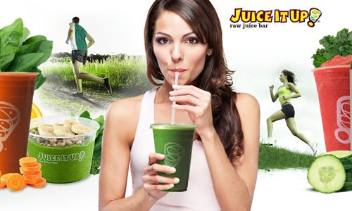 Juice It Up! Offering Exclusive Franchise Opportunities in Orlando