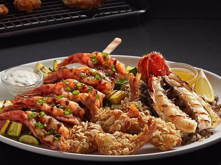 Red Lobster Celebrates Lobster & Shrimp Summerfest