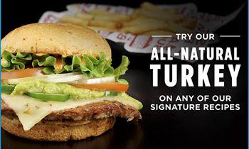 Smashburger Introduces Turkey Burger To National Menu