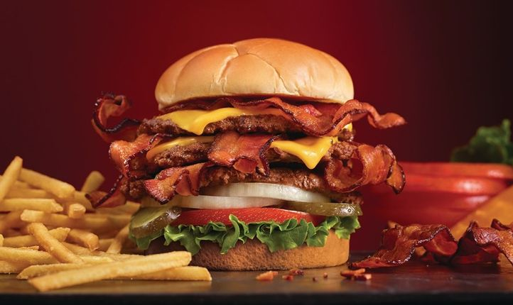 Steak 'n Shake Introduces the Bacon 'n Cheese Triple Xtreme Steakburger