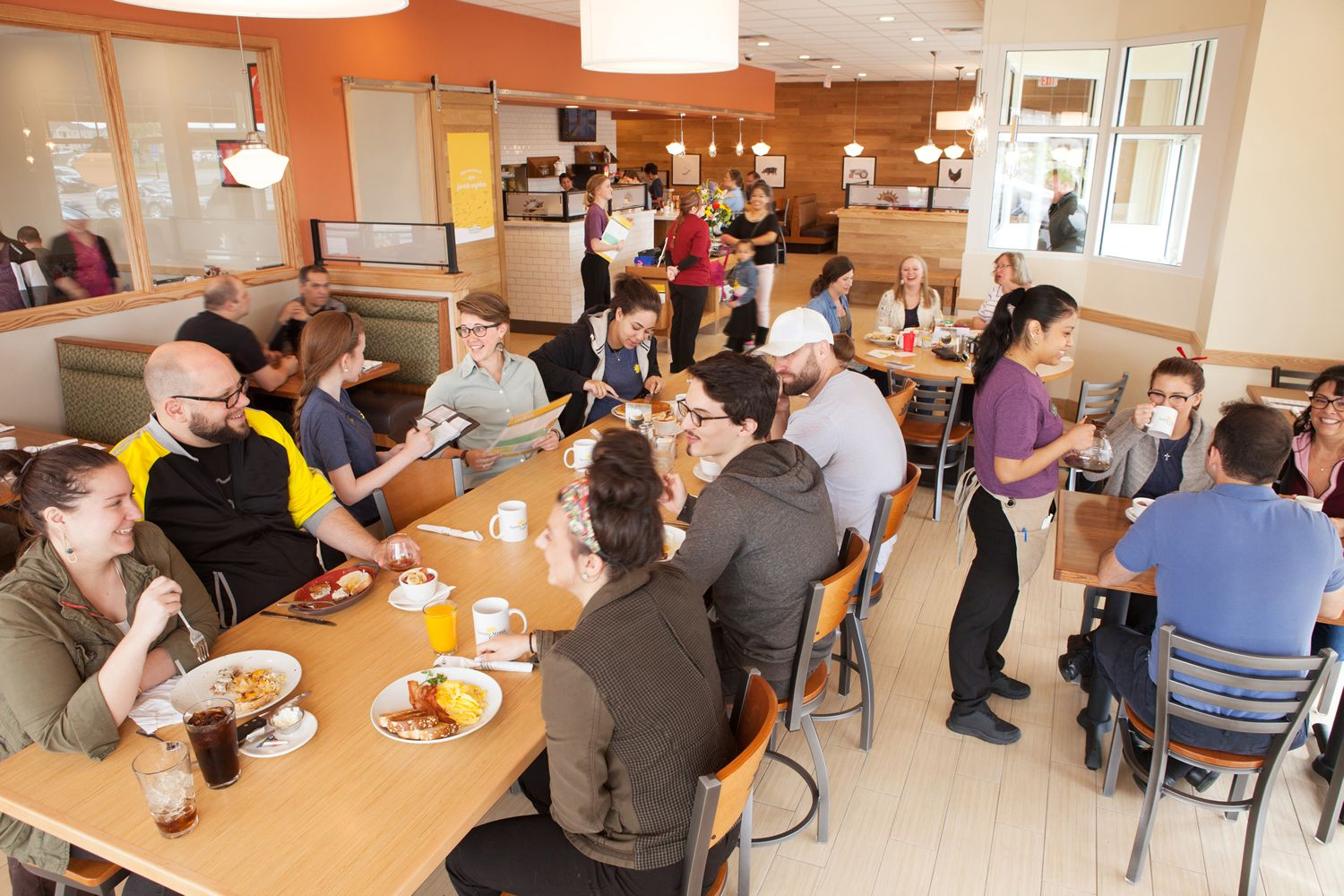 New Sunny Street Café Now Open in Central Ohio