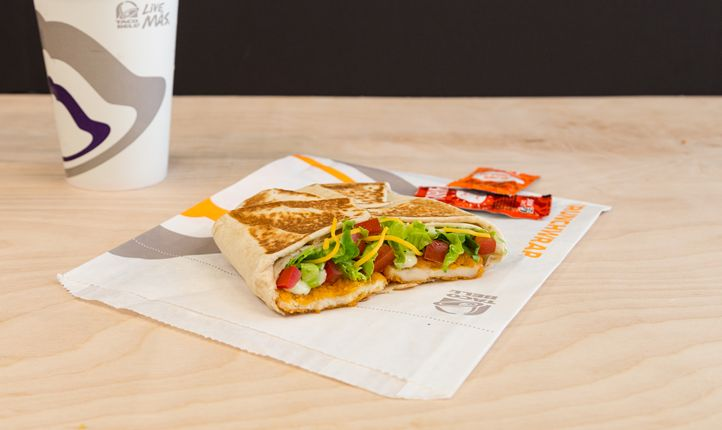 Taco Bell's Naked Chicken Chips Are Now Available Nationwide