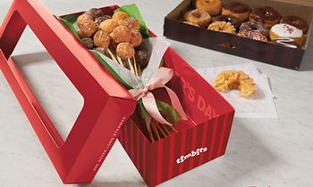 """Tim Hortons Restaurants Makes Mother's Day a """"Timbit"""" Sweeter"""