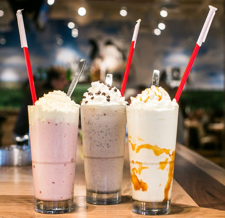 Zinburger Wine & Burger Bar Offering Free Shakes Honoring Teachers on National Teacher Appreciation Day - Tuesday, May 9