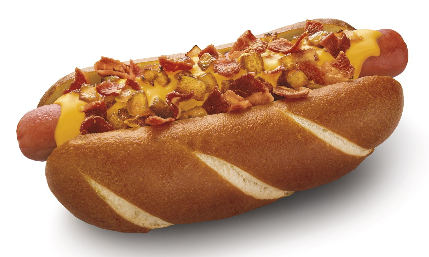 Back by Popular Demand, SONIC Welcomes Pretzel Dogs to Hot Dog Lineup