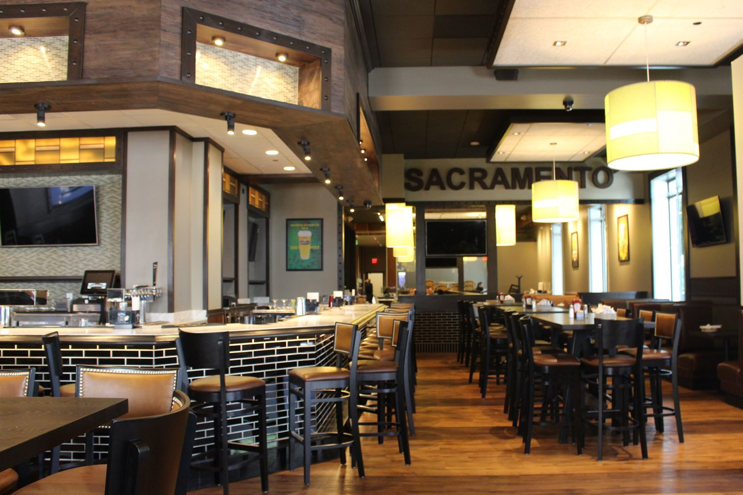 Sacramento To Welcome Its 1st Bennigan's