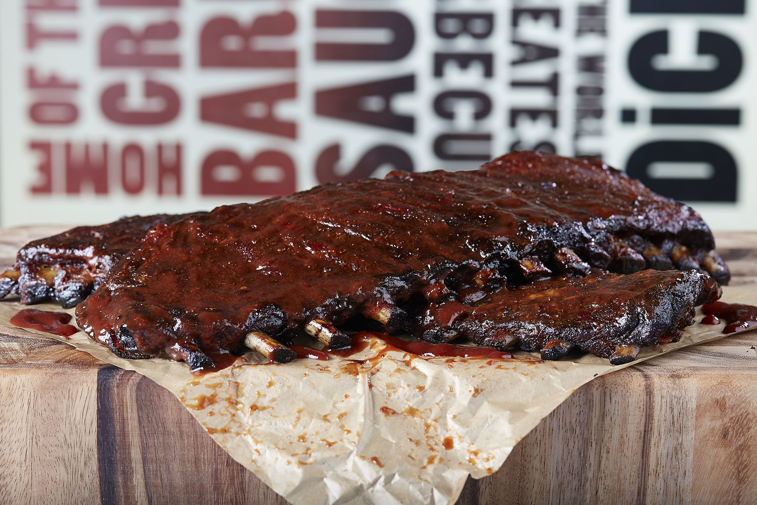 Dickey's Barbecue Pit Set to Sell Over 10,000 Racks of Ribs Father's Day Weekend