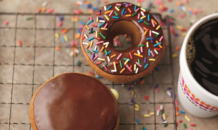 Dunkin' Donuts Opens First Location In Hard Rock Hotel & Casino Las Vegas, In Partnership With Hudson Group