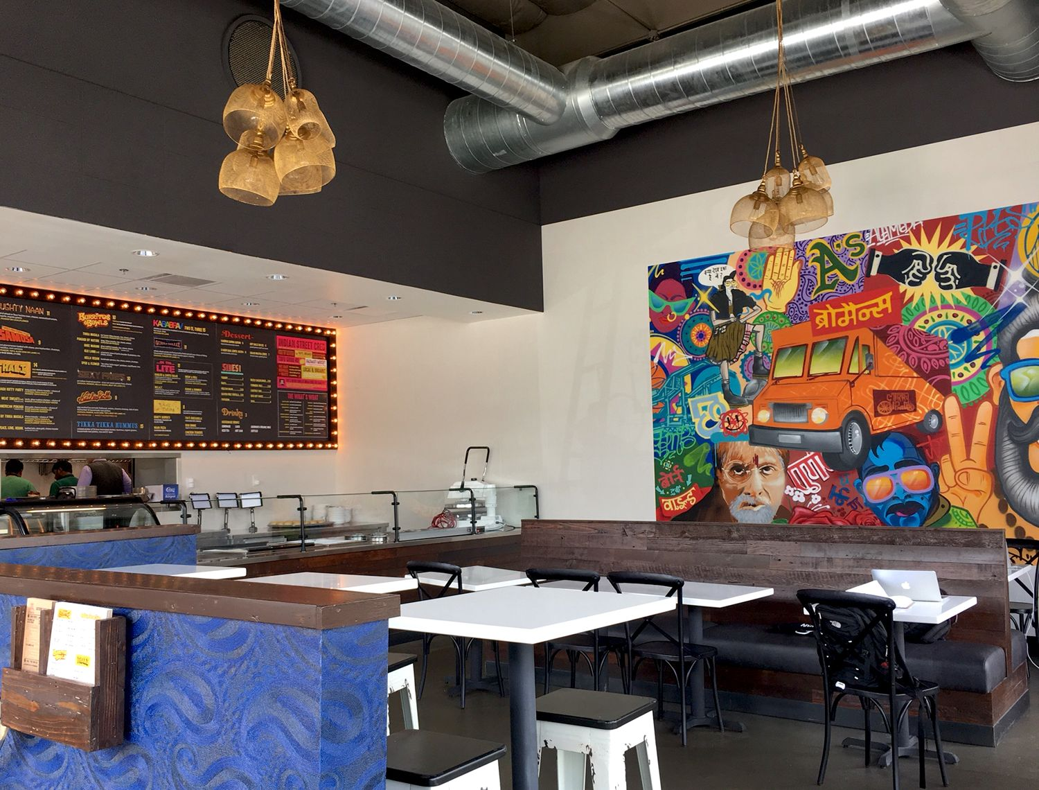 Grand Opening of Curry Up Now's New Alameda Location Announced