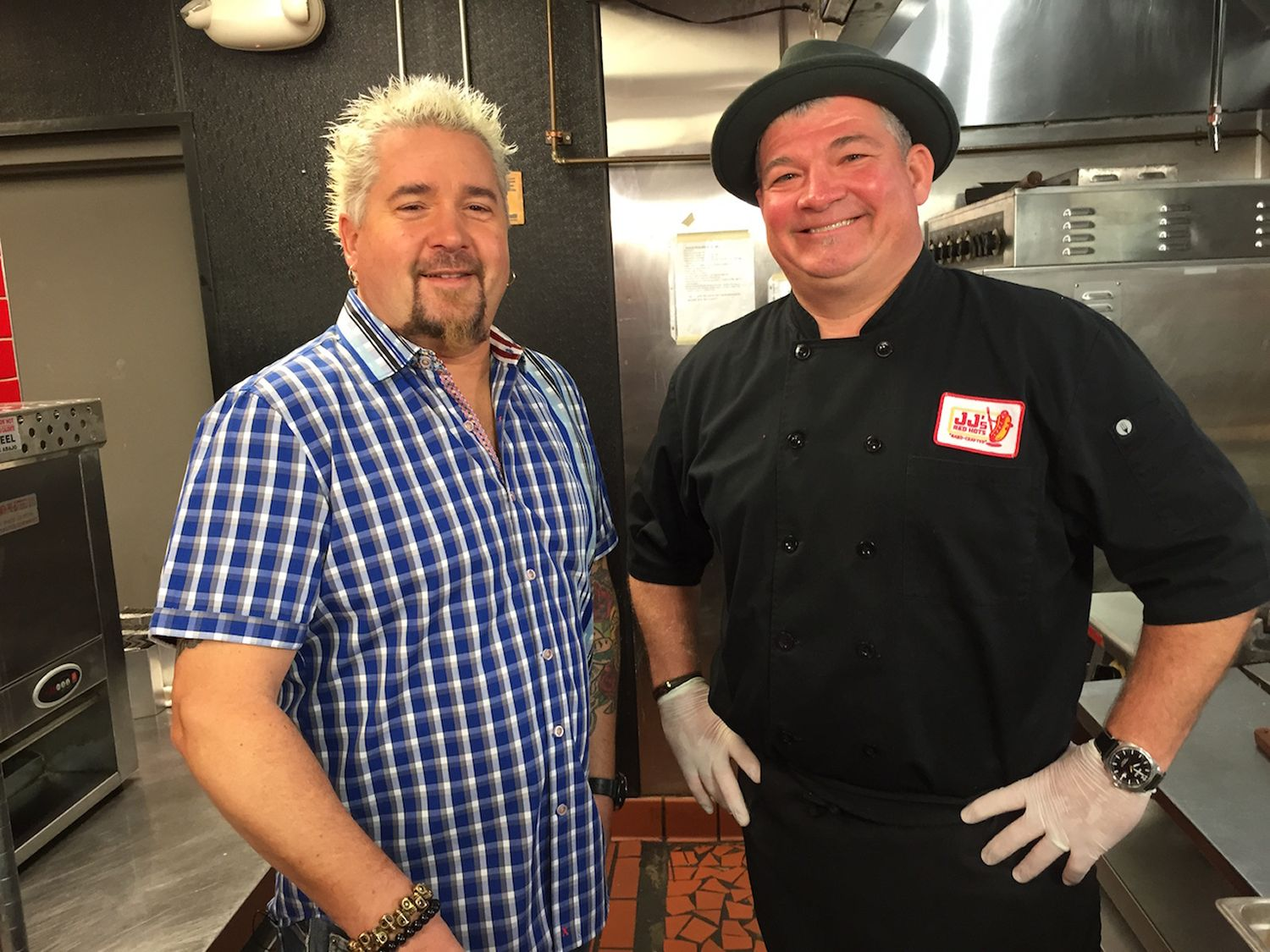 JJ's Red Hots Announces Month-Long Collaboration with Fellow Charlotte Restaurants Featured on Food Network's Diners, Drive Ins & Dives