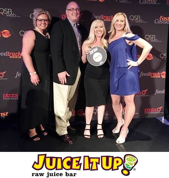 Juice It Up! Named a 2017 Fast Casual Top Mover & Shaker