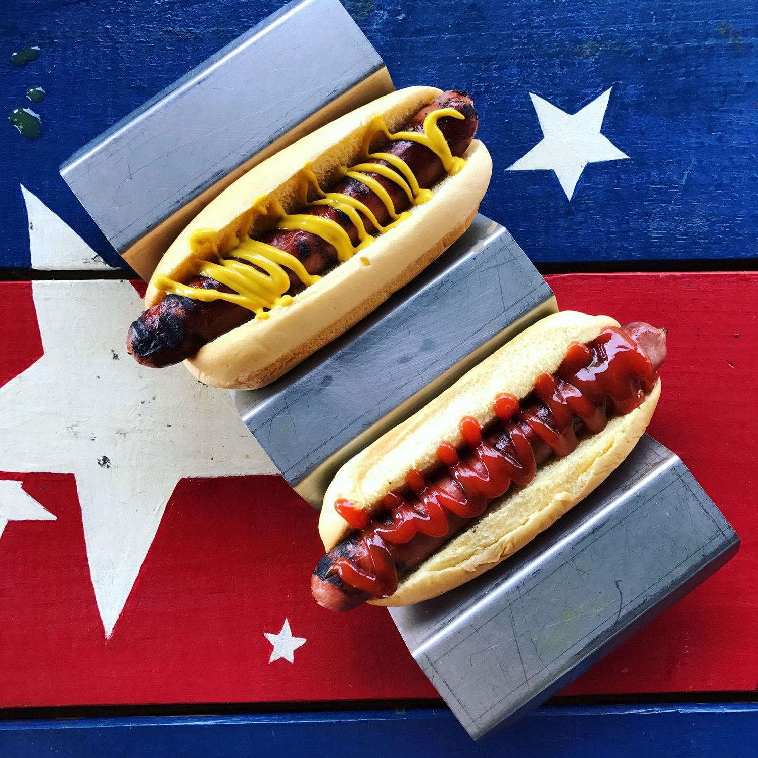 Mustard Still the Top Dog of Hot Dog Toppings, According to Hot Dog King JJ's Red Hots