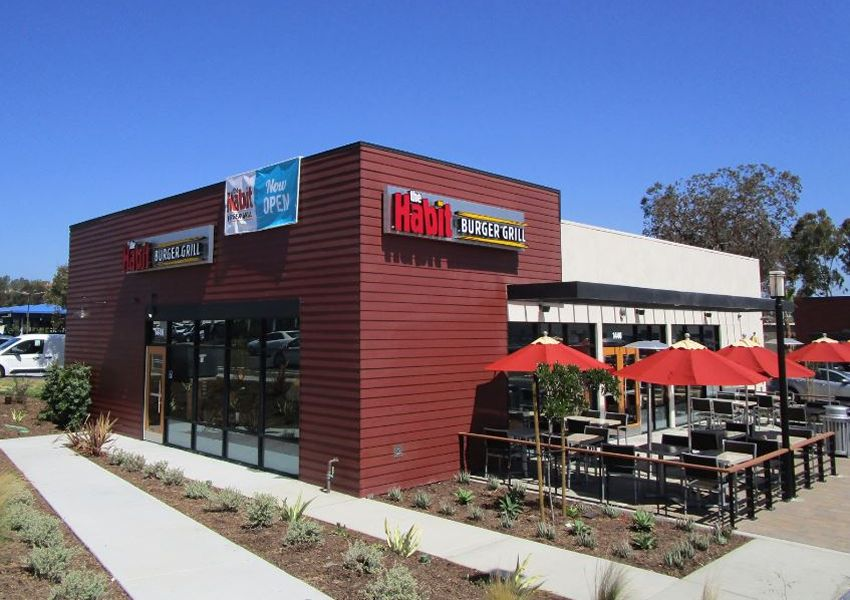 New Habit Burger Grill Opens in Encinitas, CA