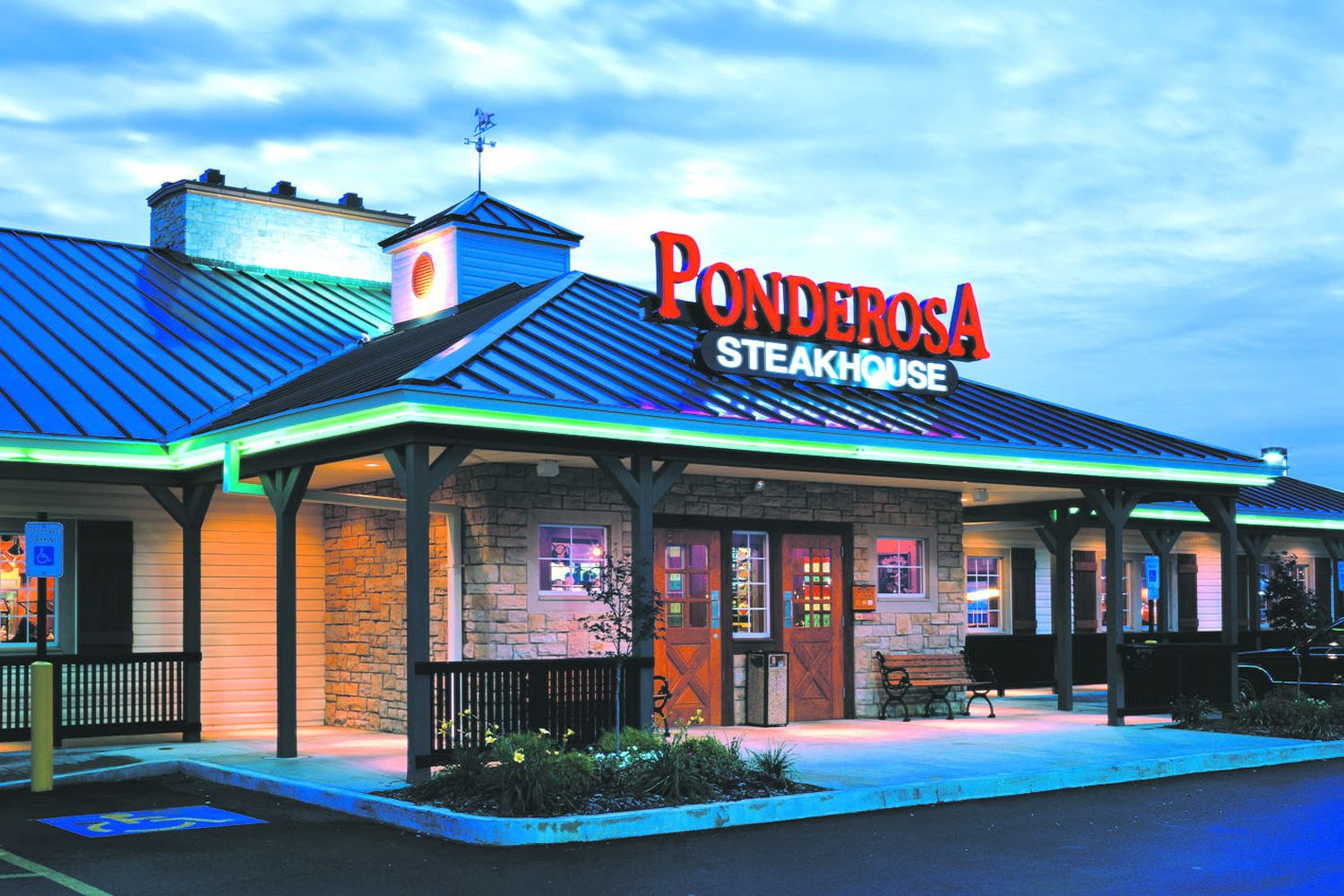 Menu Refresh at the Iconic Ponderosa and Bonanza Steakhouse Brands Gives Several Menu Items Healthy Dining Status