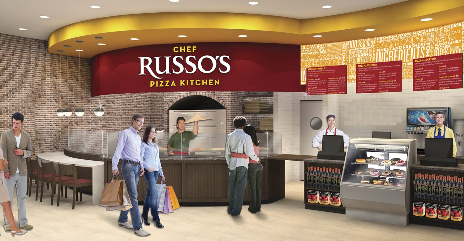 Russo's Restaurants Opens New Concept in Fast-Casual Italian; Eyes Worldwide Growth