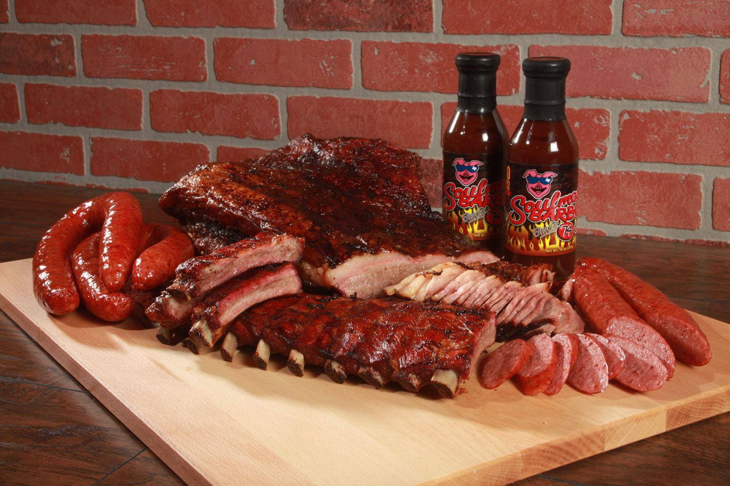 Soulman's Bar-B-Que Makes It Easy to Celebrate Dad
