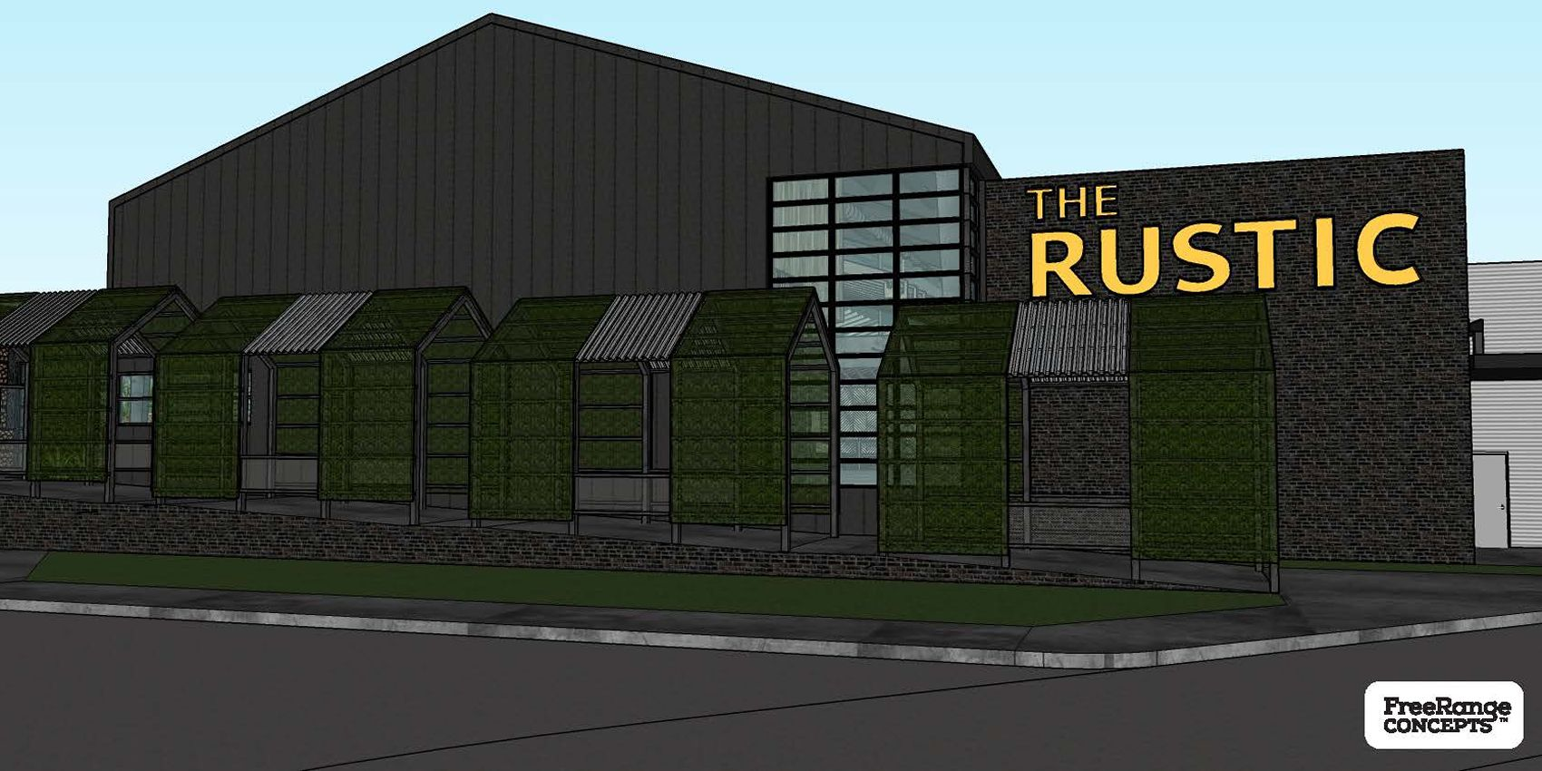 The Rustic Is Coming To Downtown Houston