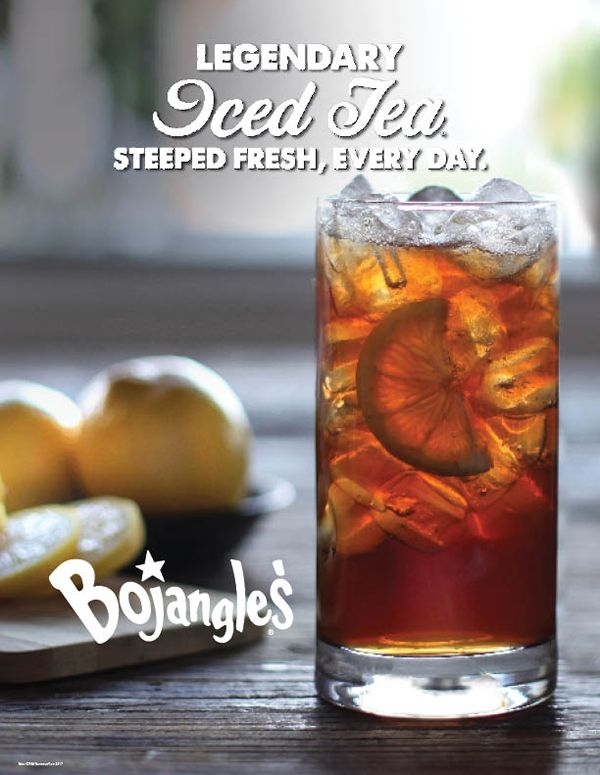 This Summer is for Sippin' Bojangles' Legendary Iced Tea