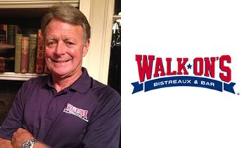 Walk-On's Welcomes Bruce Attinger As New VP Of People & Talent Development