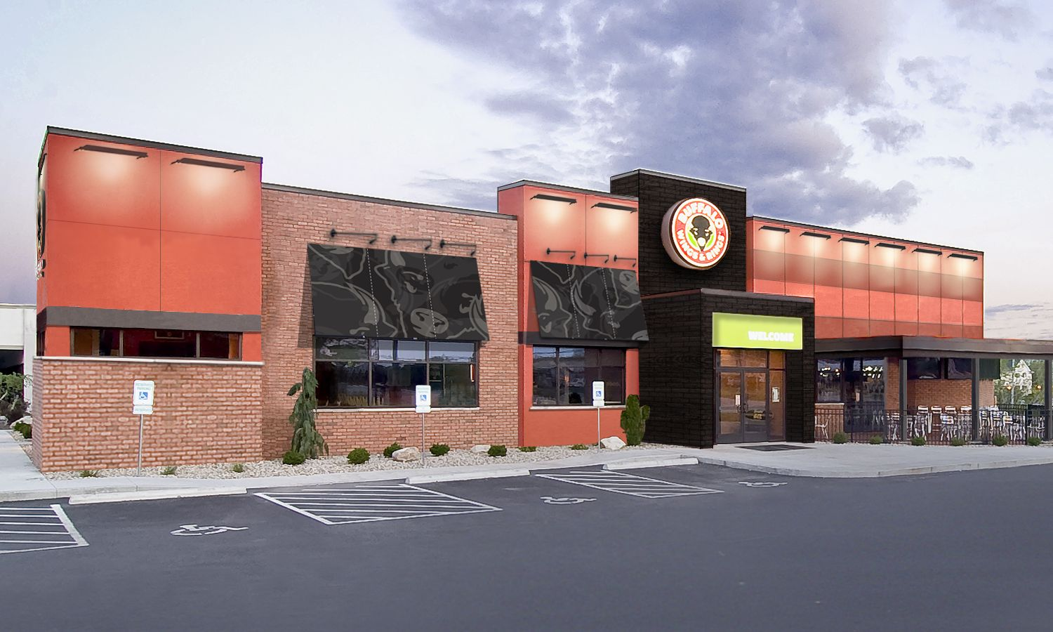 With More than 70 Locations Nationwide, Buffalo Wings & Rings Sets Sights on Huge Texas Expansion