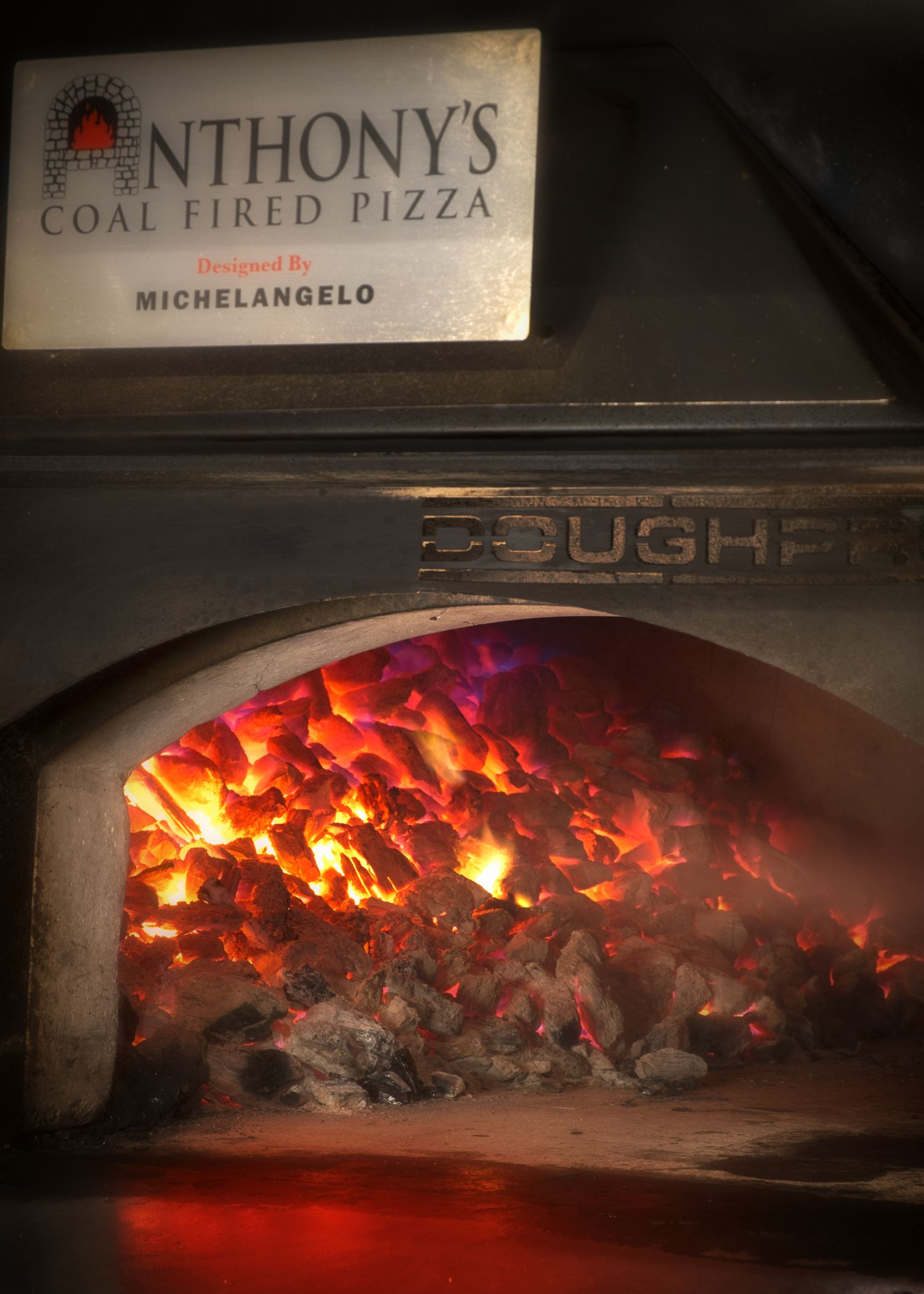 Anthony's Coal Fired Pizza Asks Fans To Give The Gift Of Coal This Holiday Season