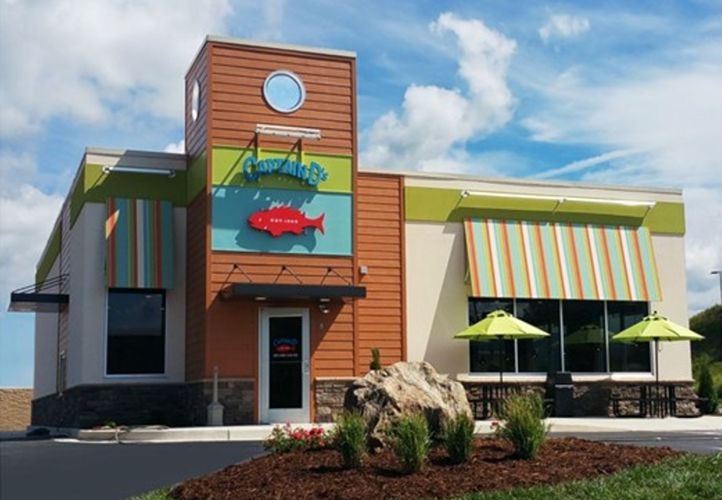 Captain D's Signs Franchise Development Agreements to Open 10 New Restaurants