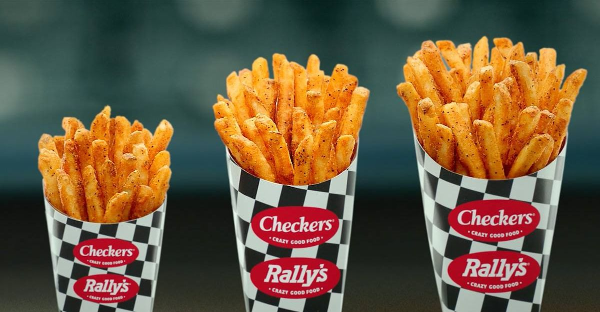 Checkers & Rally's Celebrates '#1 Most Craveable' Ranking on National Fry Day
