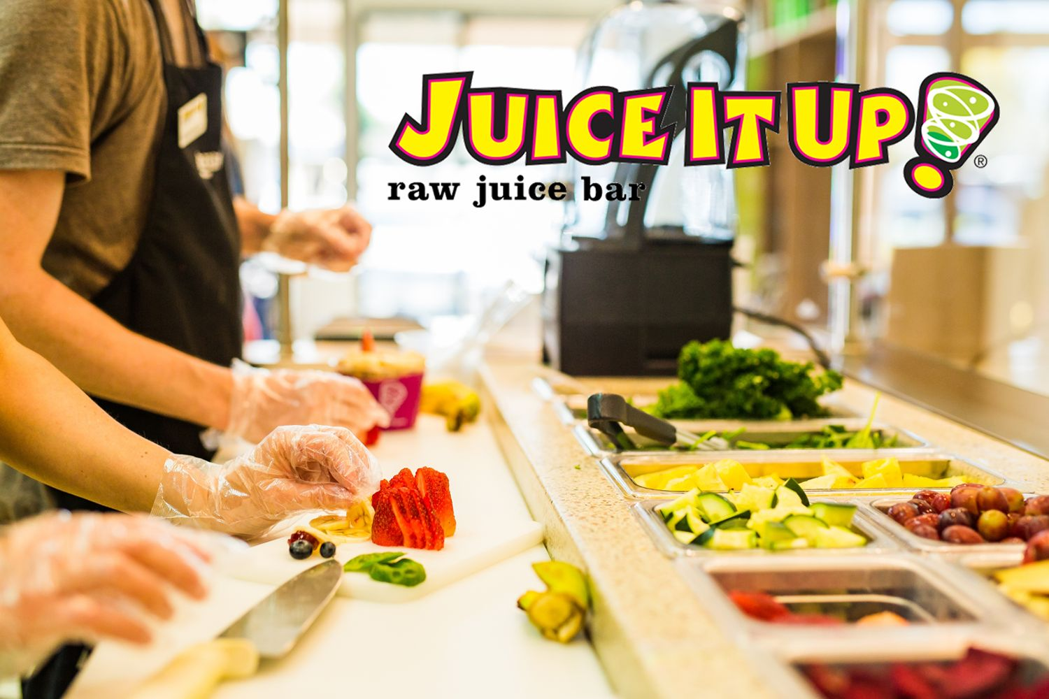 Juice It Up! Reports Sixth Consecutive Growth Quarter
