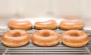 Krispy Kreme Doughnuts Celebrates 80 Years of the Iconic Original Glazed Doughnut July 14