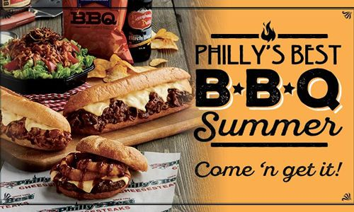 Philly's Best Fires Up the Grill for New Summer BBQ Menu