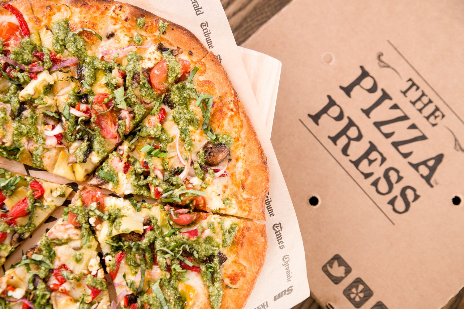 The Pizza Press Set To Give Away 1,000 Free Pizzas To Announce Their Grand Opening In Celebration, Florida