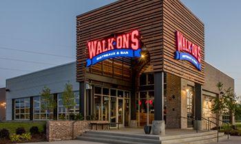 Walk-On's Makes Much-Anticipated San Antonio Debut