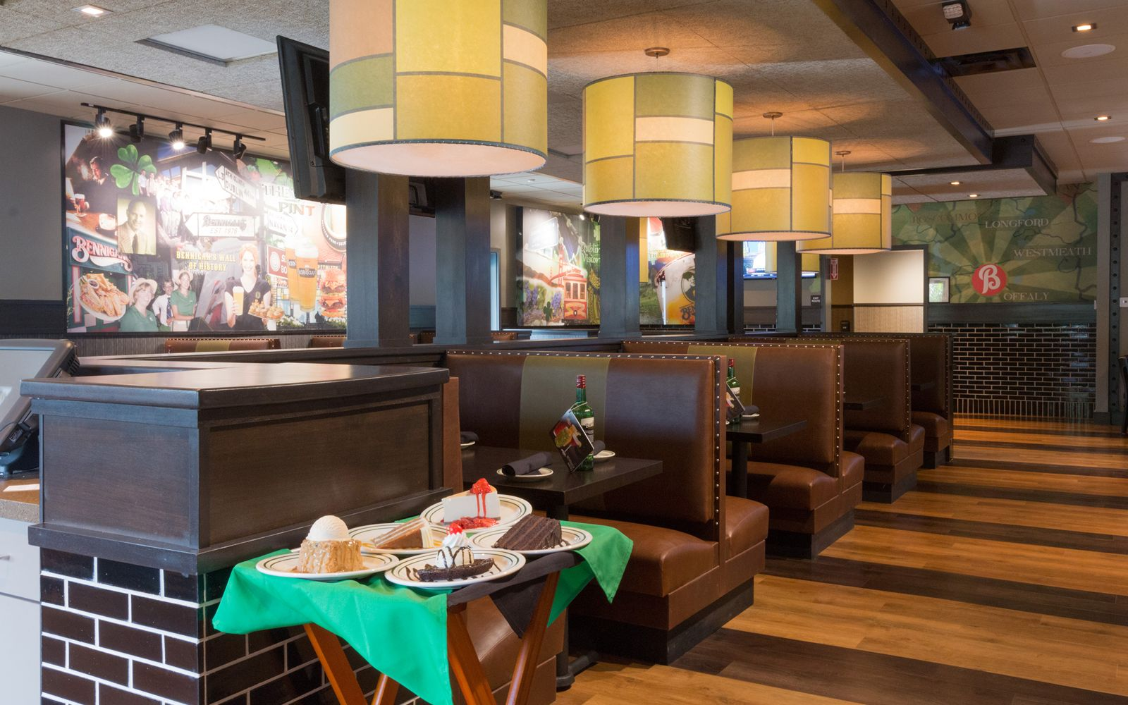 Bennigan's To Bring Legendary Casual Dining to Mandan, ND
