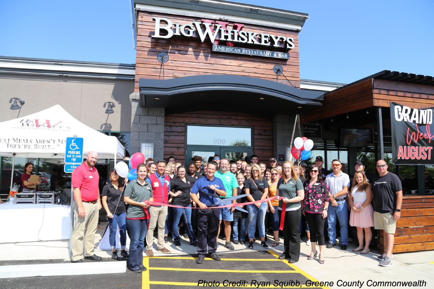 Big Whiskey's Celebrates Huge Success, Opening 6th Corporate Location