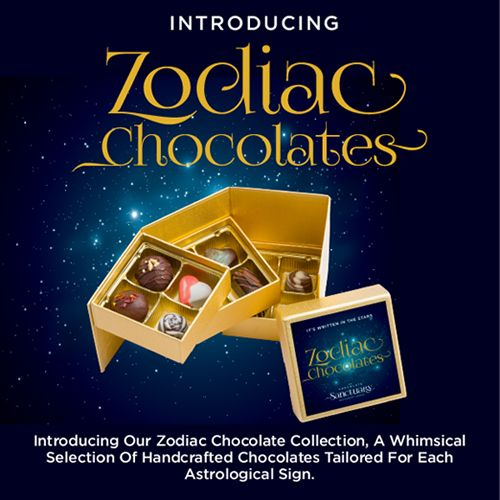 Celebrate the First Total Eclipse of the Sun in Nearly 100 Years with a Box of Astrological Chocolates