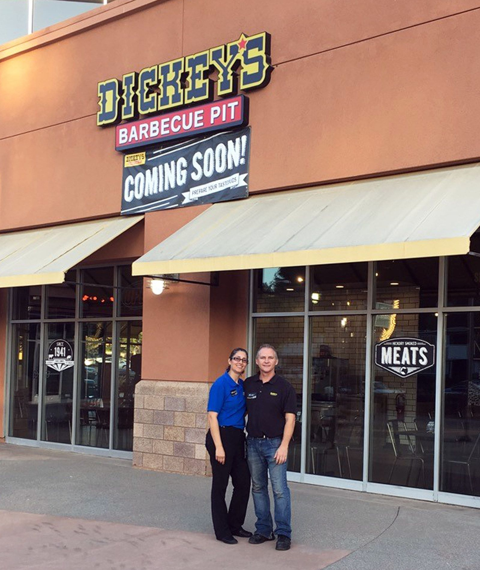 Current Dickey's Franchisees Open Their Newest Location in San Diego