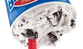 Dairy Queen Celebrates the Total Solar Eclipse with a Blizzard Treat Buy-One Get-One for 99 Cents Promotion