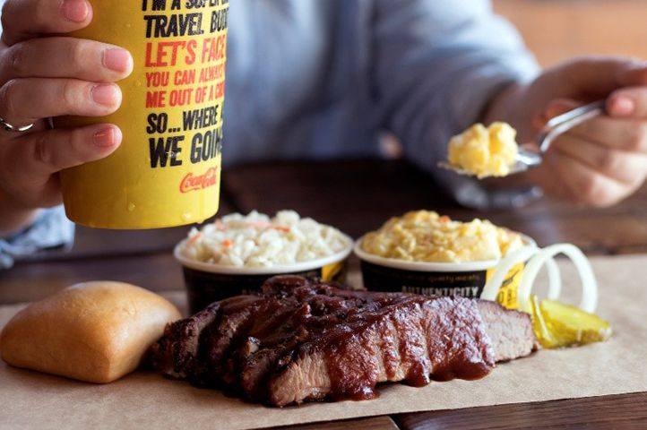 Dickey's Barbecue Pit Opens New Location in Their Home State