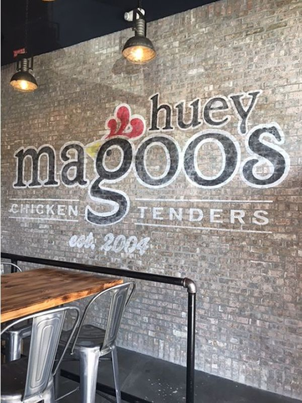 Huey Magoo's Chicken Tenders Now Open At Gardens On Millenia