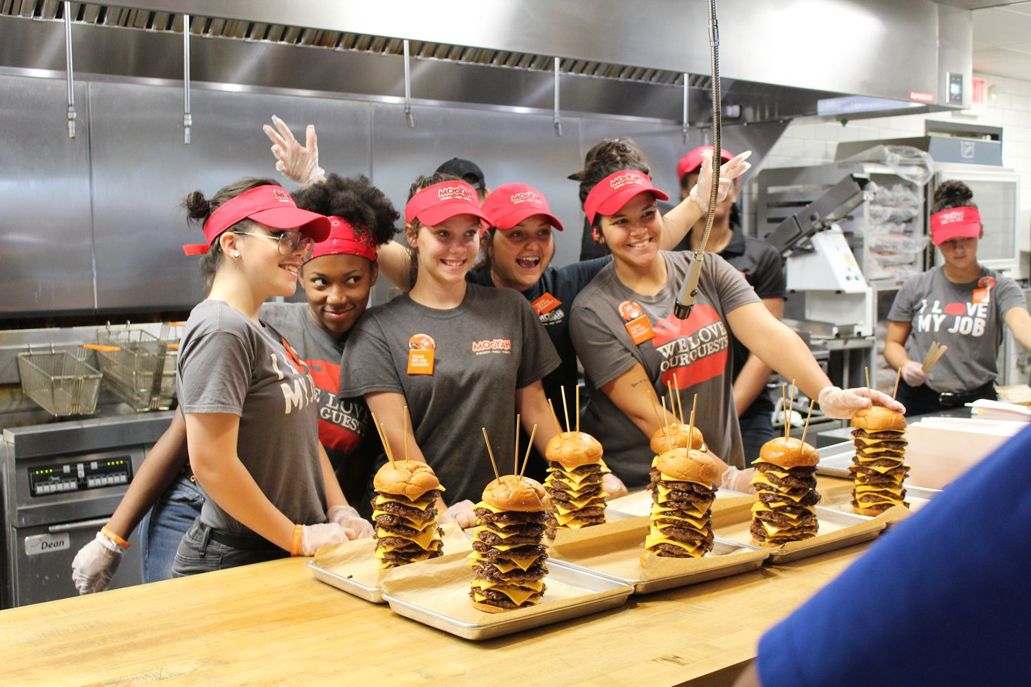 MOOYAH Burgers, Fries & Shakes Celebrates 10th Birthday with $15,000 Donation to No Kid Hungry
