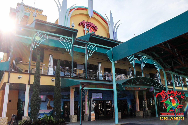 Mango's Tropical Café Orlando Touts Major Dining Awards Streak - Plus Announces Exciting New Dinner Show Features & The Arrival Of Mango's Miami Chef Angel Ramirez To Orlando