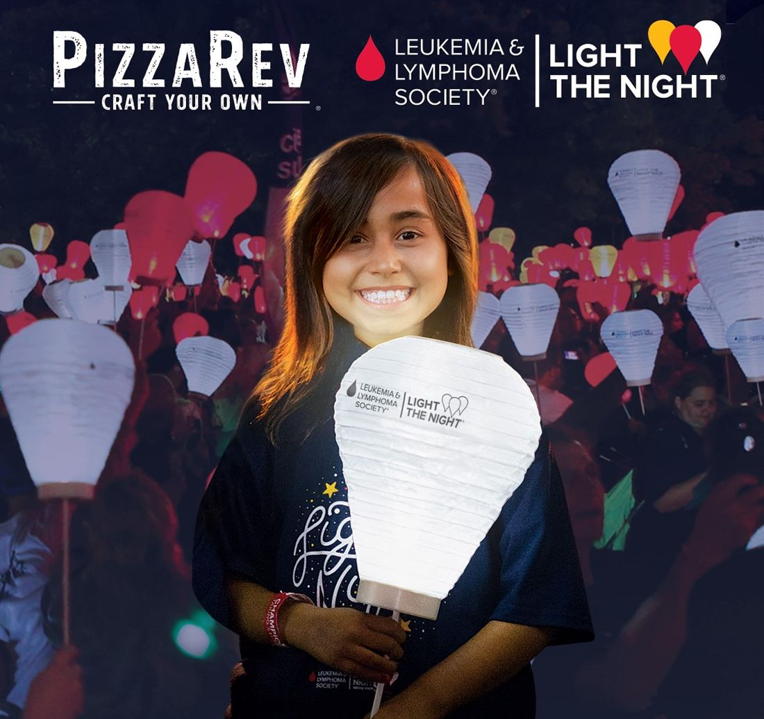 PizzaRev to Host Nationwide Fundraiser on August 30 to Benefit The Leukemia & Lymphoma Society