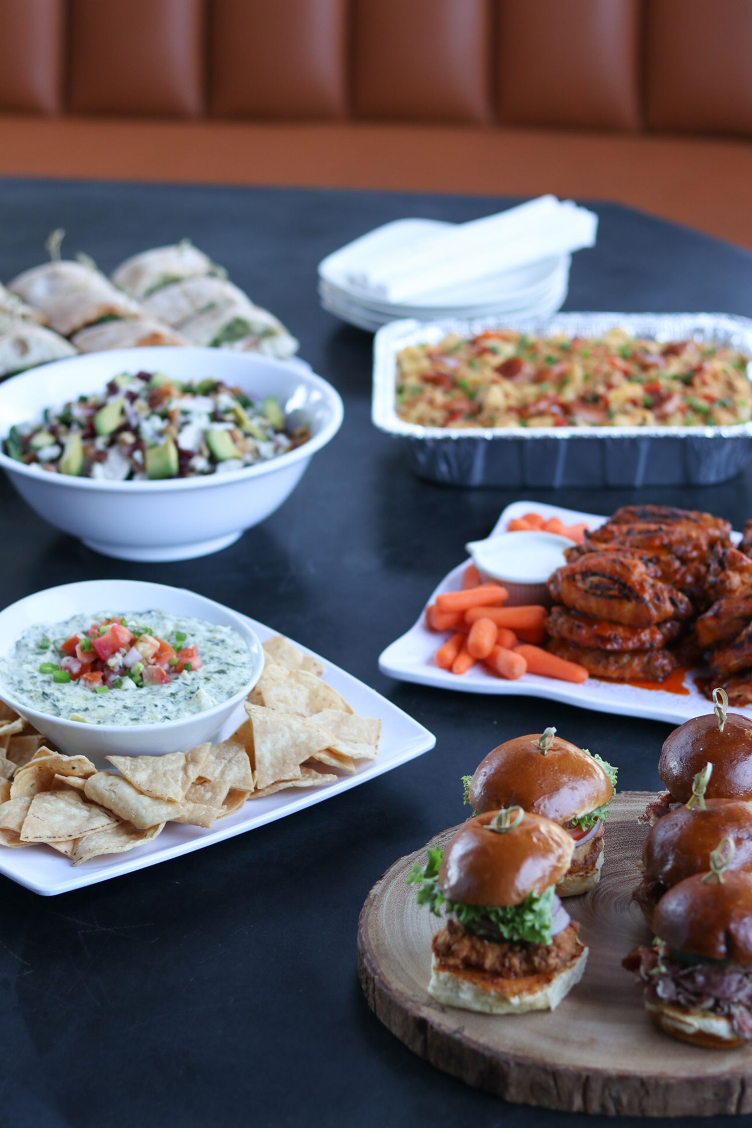 STACKED: Food Well Built Expands Food Service to Include Catering