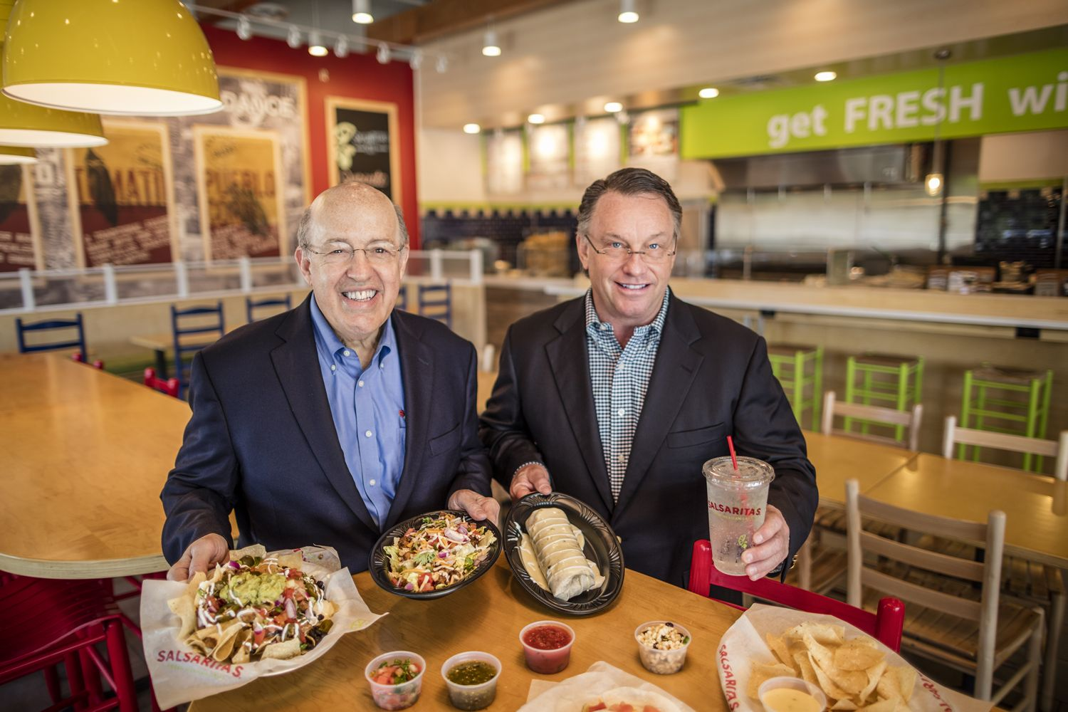 Salsarita's Fresh Mexican Grill Introduces New Prototype and Strong Growth