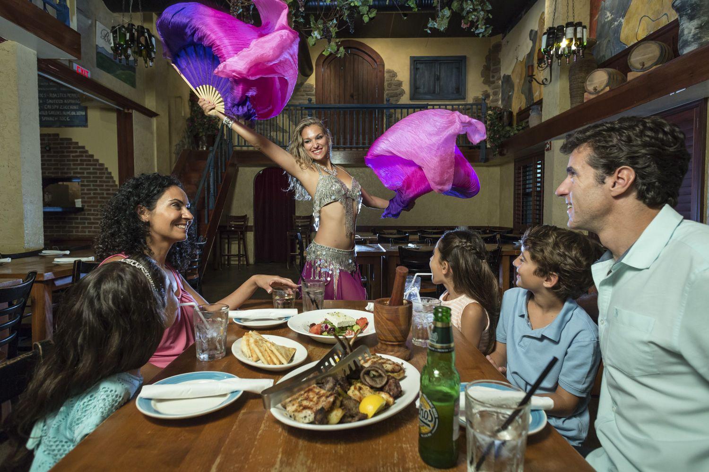 Taverna Opa Orlando Celebrates 10 Years in Business