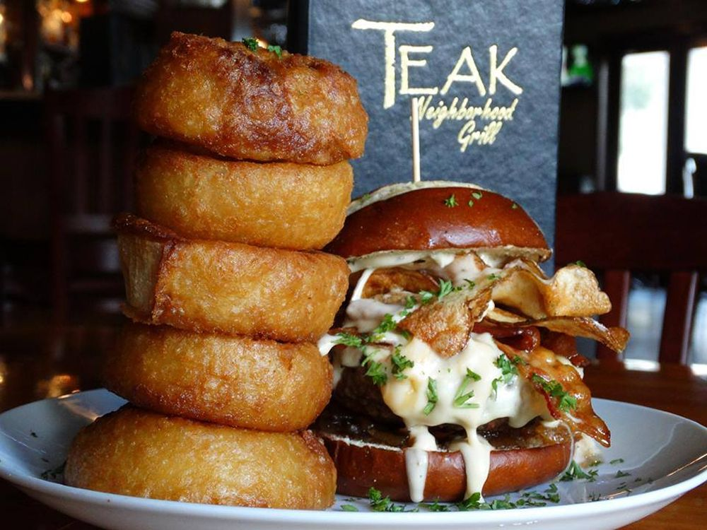 Teak Neighborhood Grill Maitland Now Open At The Village At Lake Lily