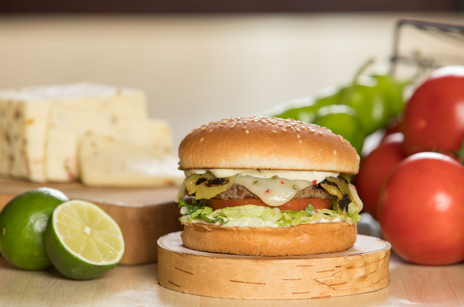 The Habit Burger Grill Features Seasonal Hatch Chile Menu Items