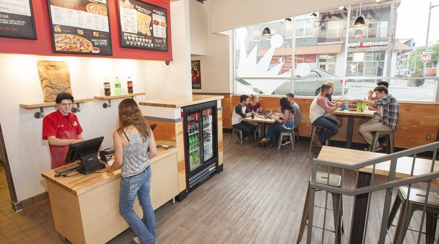 Toppers Pizza's Delivery Leads in the Fast Casual Pizza Space