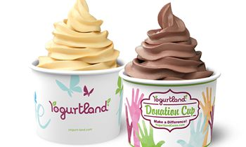 Yogurtland's Newest Scratch-Made Flavors Share Deliciousness and Hope with Every Cup