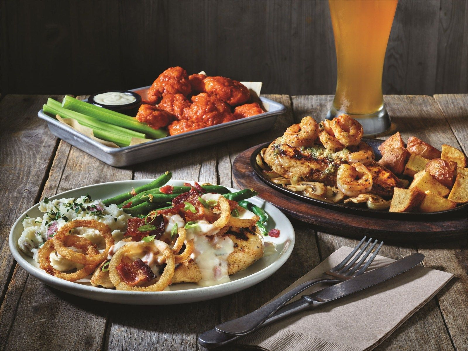 Applebee's Gives You More for Your Money with New 2 for $20 Value Menu